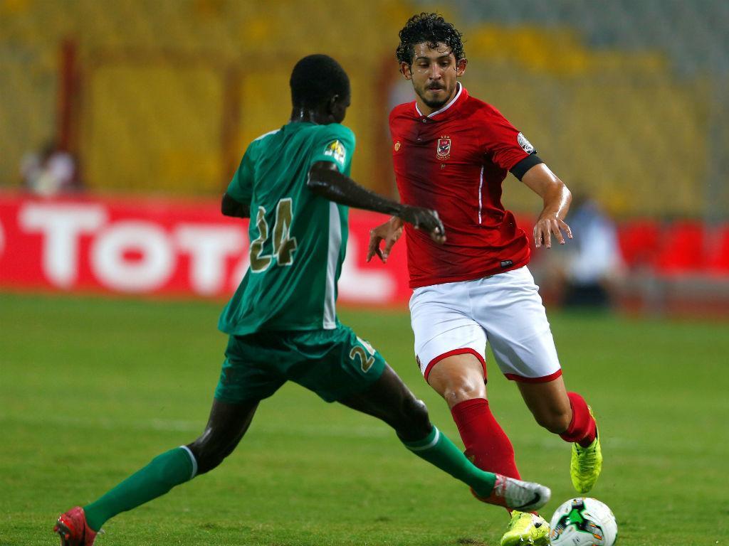 OFICIAL: WBA garante internacional egípcio por empréstimo do Al-Ahly
