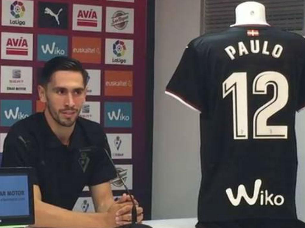 Paulo Oliveira despede-se do Sporting com esta mensagem