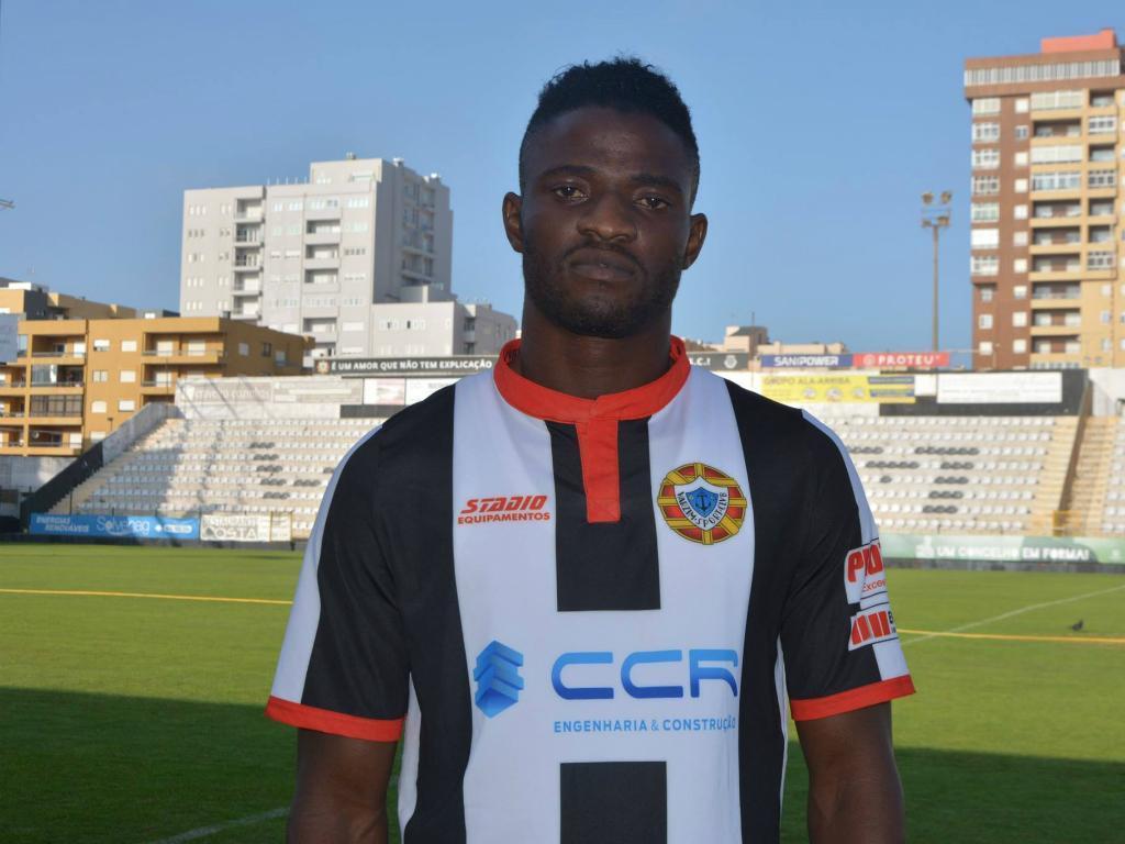 II Liga: Varzim contrata avançado nigeriano