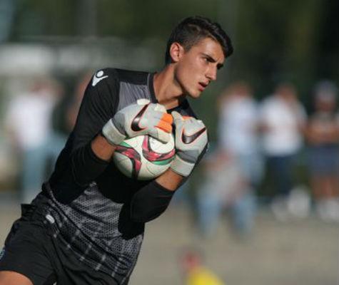 Tondela: Pedro Silva (Sporting) prepara-se para assinar
