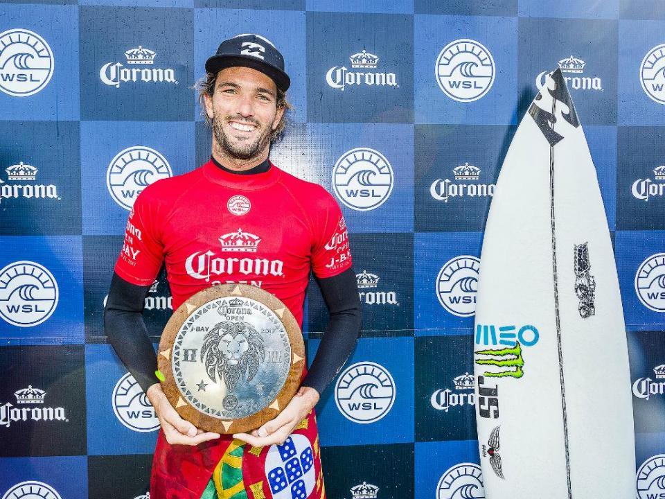 Surf: Frederico Morais eliminado no Rio de Janeiro
