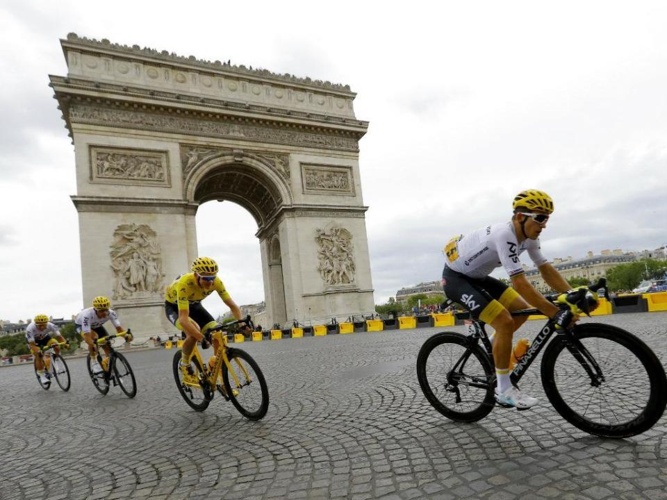 Froome antevê o Tour: «Vai ser o maior desafio da minha carreira»
