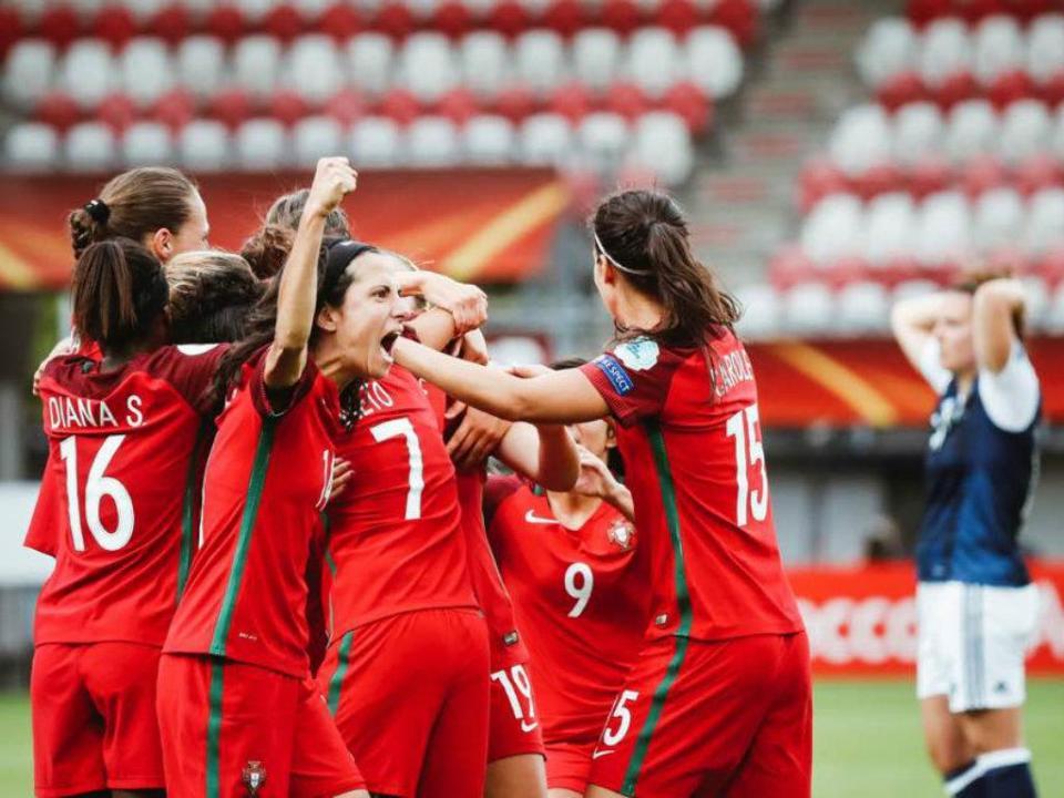 Futebol Feminino: Portugal volta a empatar com a Finlândia