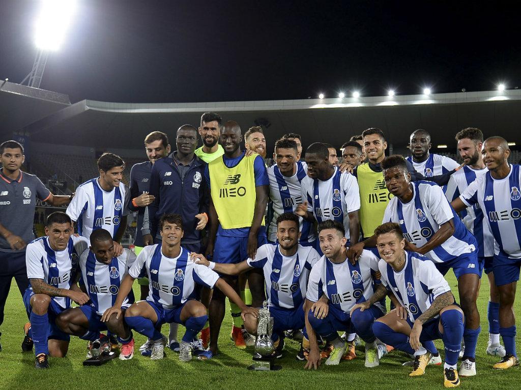 FC Porto anuncia um último jogo de pré-época, em Barcelos