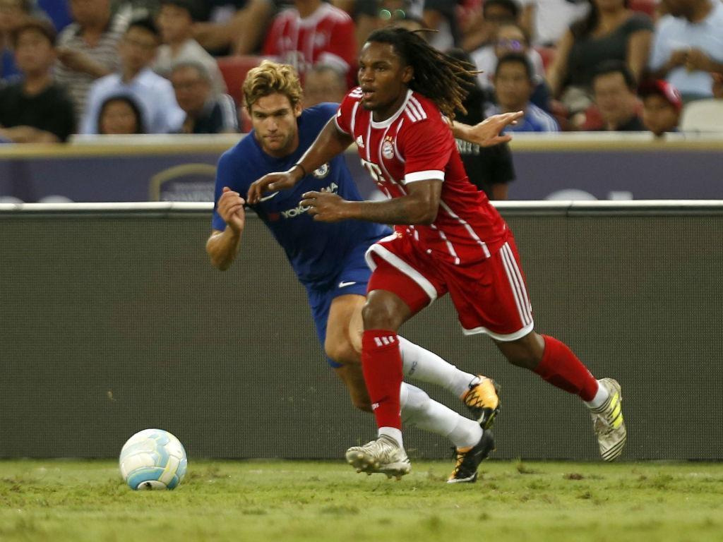 Rummenigge confirma regresso de Renato ao Bayern Munique