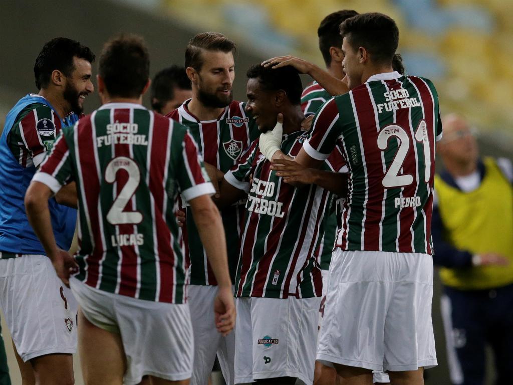 Fluminense espera por