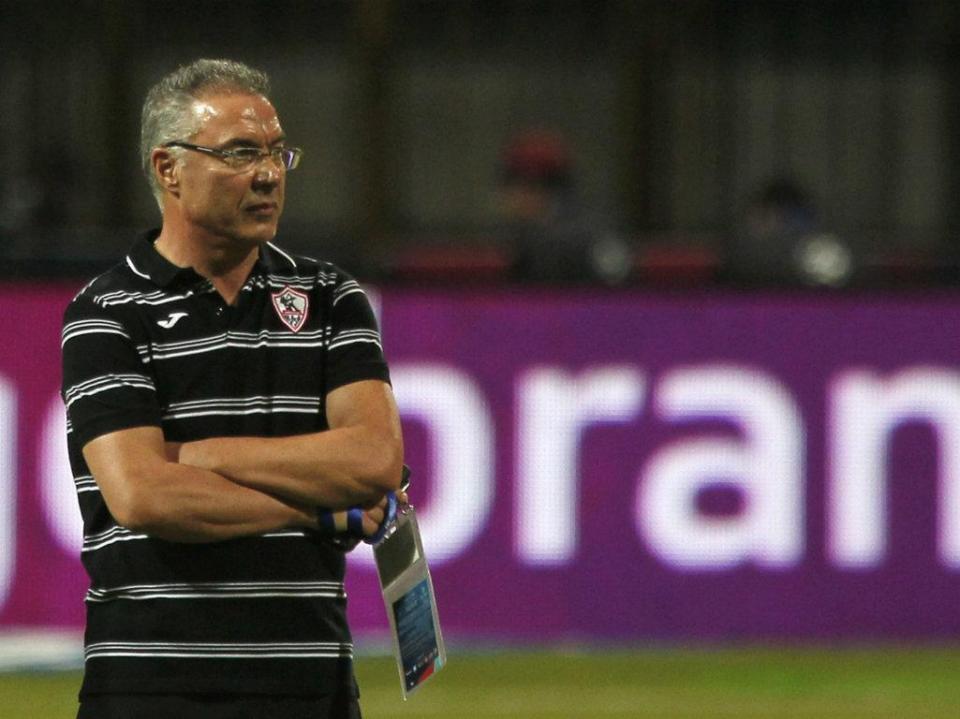 Sporting: Augusto Inácio é novo diretor de futebol