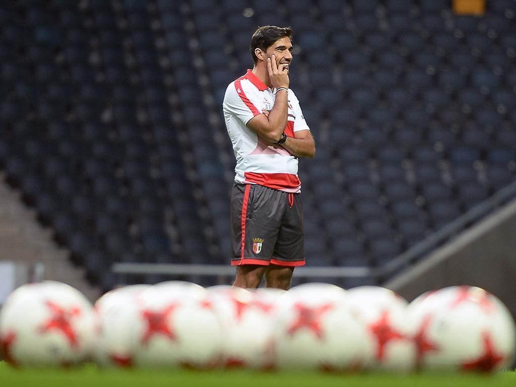 Xadas diz que Sporting de Braga vai à Luz para vencer Benfica