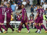 Manchester City goleia Real Madrid em Los Angeles