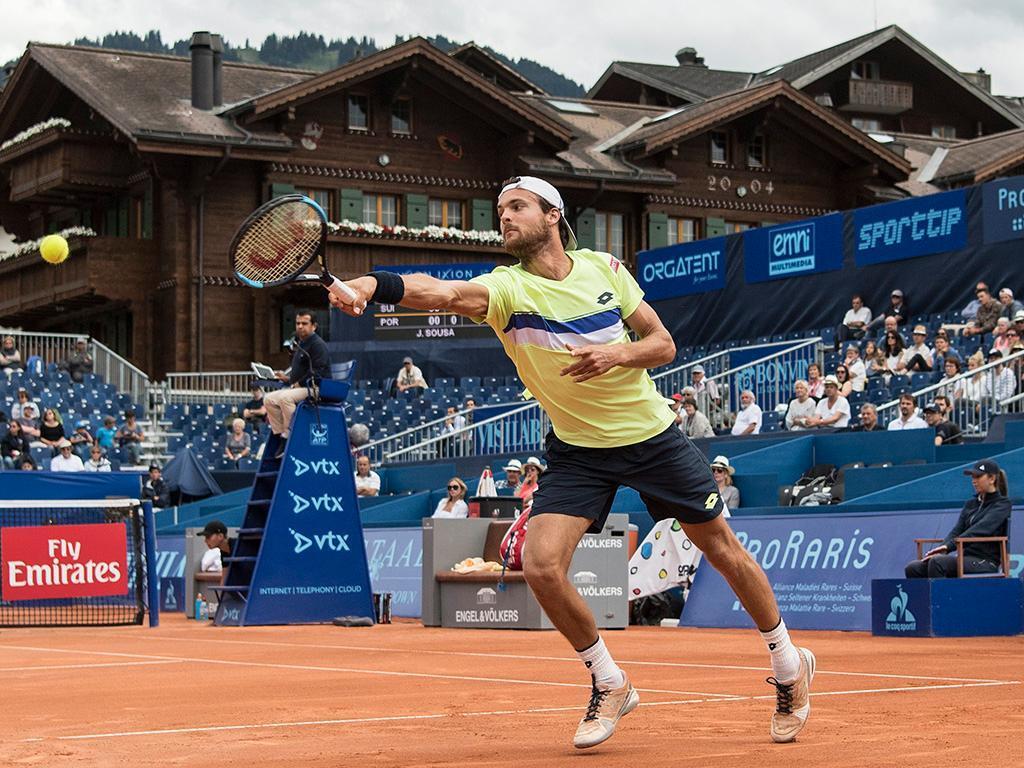 João Sousa é o único português com entrada no Open da Austrália