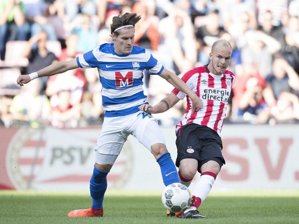 Holanda: PSV vence com reviravolta e fica a um triunfo do título