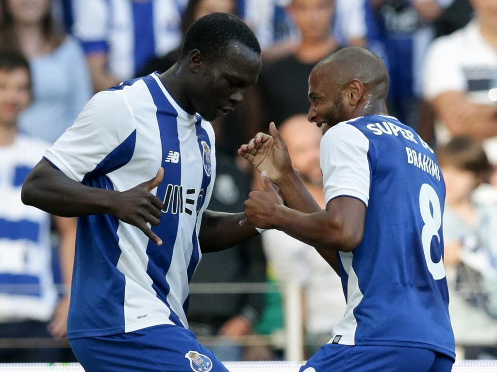 FC Porto, 3 GD Chaves, 0 — Resultado final