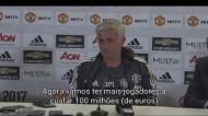 As reações de Mourinho, Klopp e Guardiola aos 222 milhões de Neymar