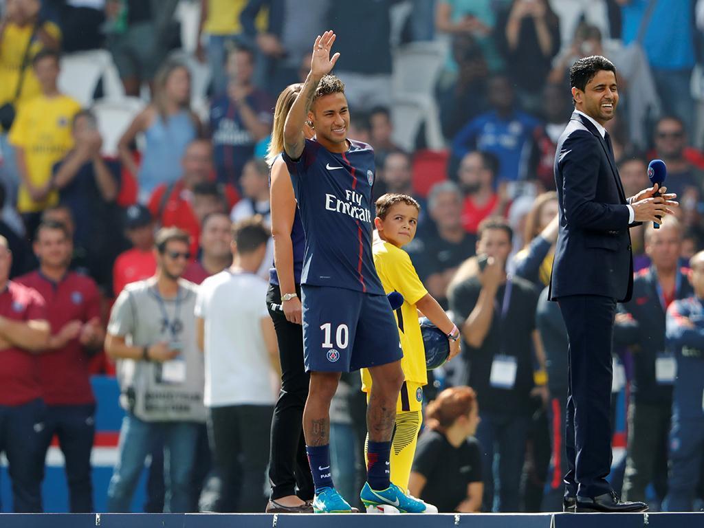 Uefa abre investigação sobre o PSG por contratações de Neymar e Mbappé