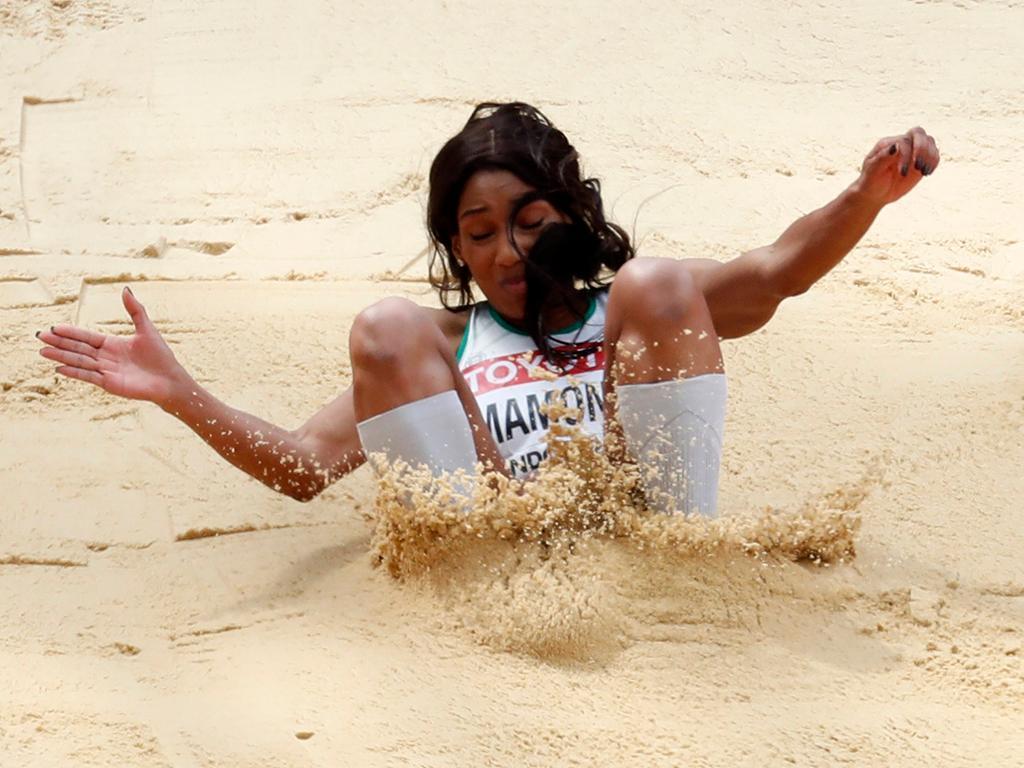 Atletismo: Mamona em sexto no meeting de Zurique