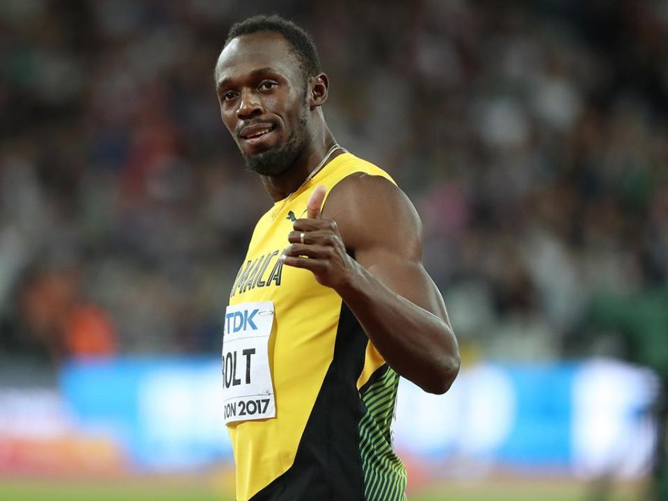 Mundial 2018: Usain Bolt vai apoiar a Argentina