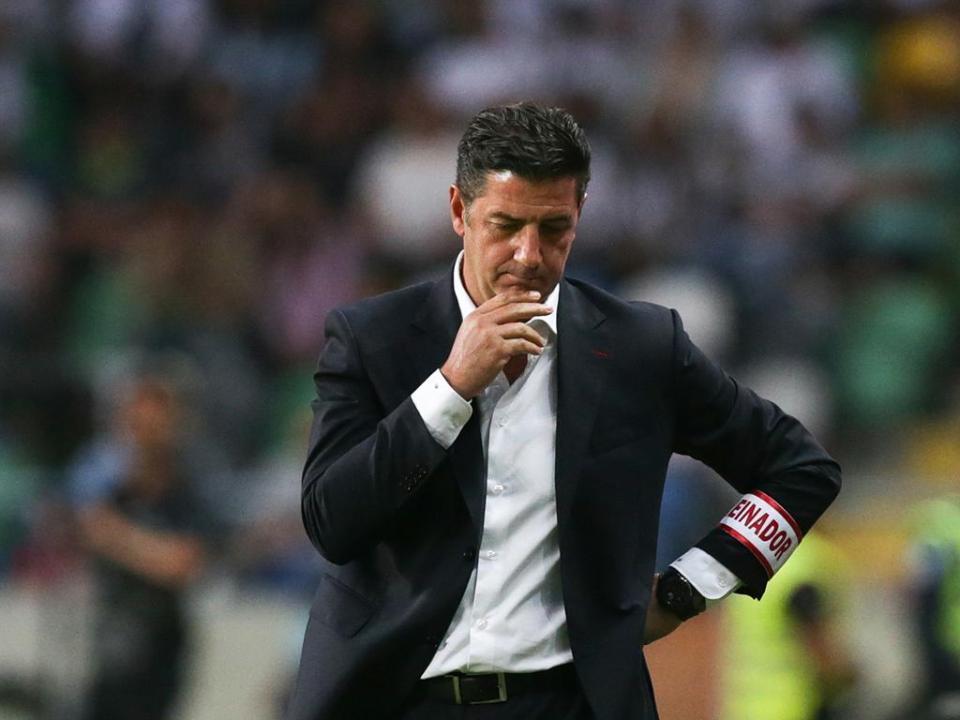 Vitória foi ver «a floresta de cima» e ouvir adeptos do Benfica