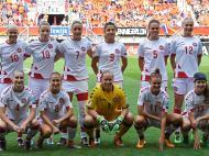 Futebol Feminino: Dinamarca (Reuters)