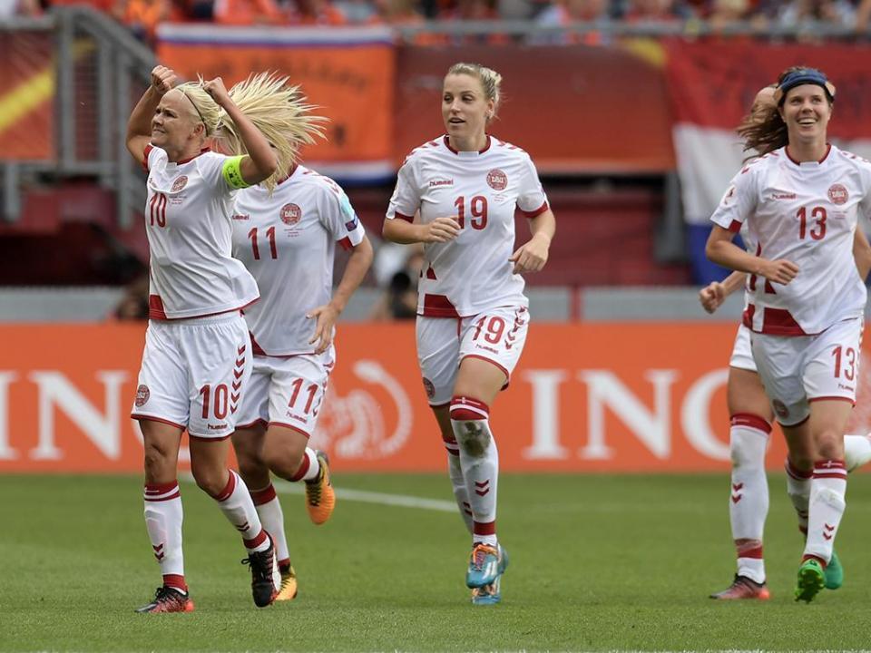 Dinamarca sob alçada disciplinar da UEFA por faltar a um jogo