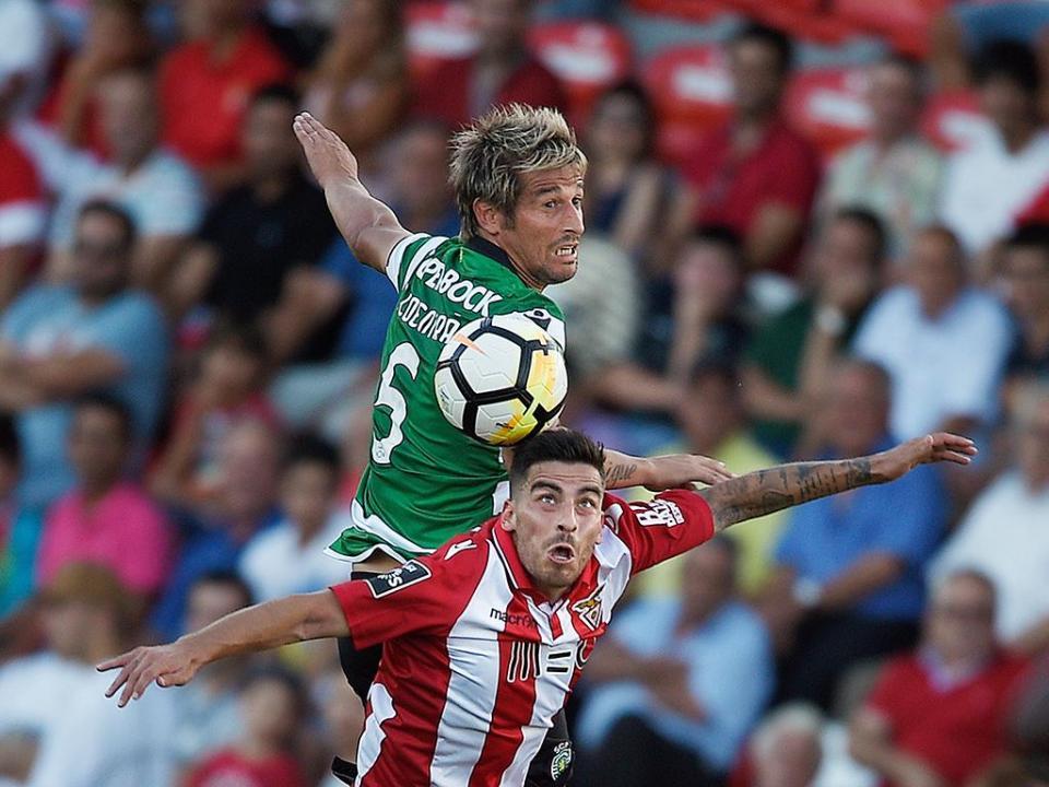 Sporting-Desp. Aves (antevisão): Jamor no horizonte, foco em Alvalade