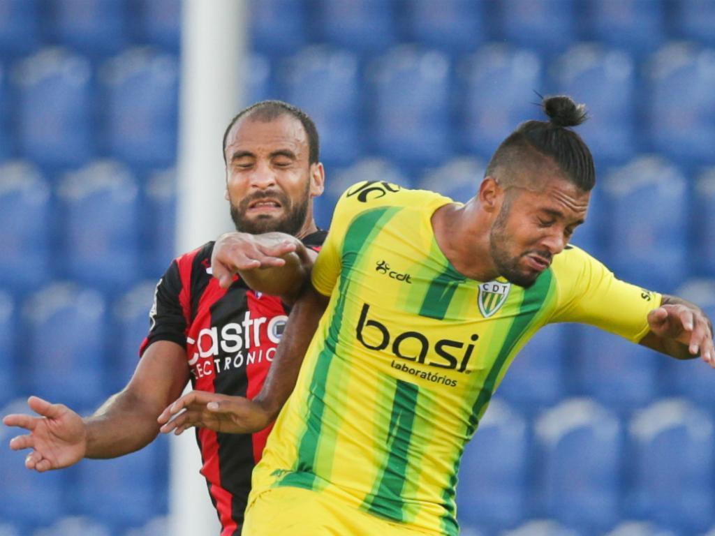 Feirense e Tondela empatam na primeira jornada