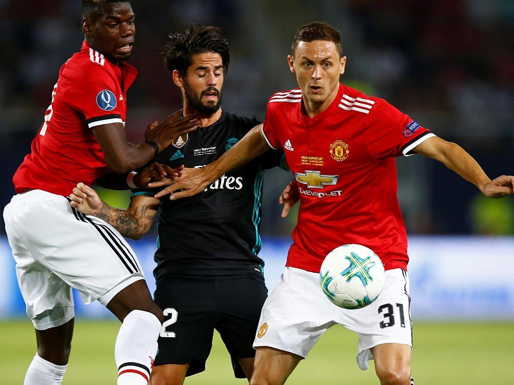 Manchester United de Mourinho goleia em Swansea e já lidera provisoriamente