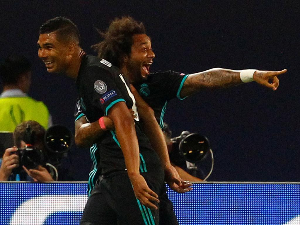 Marcelo revela o melhor jogador com quem jogou e o mais difícil de parar