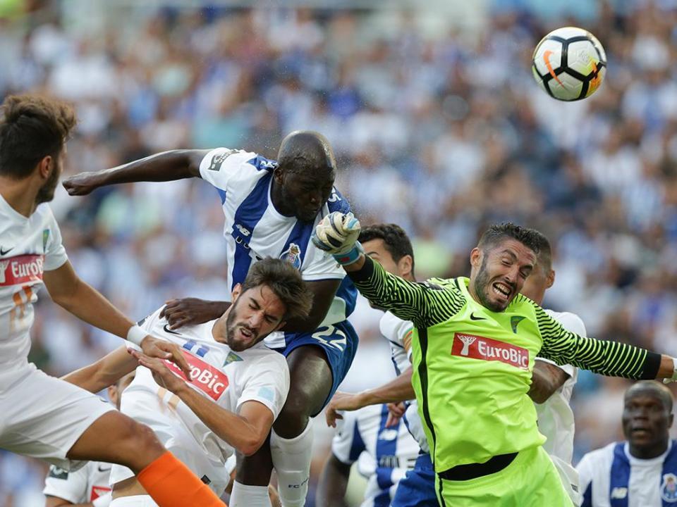 Bruno Gomes: «FC Porto tem mais a perder»