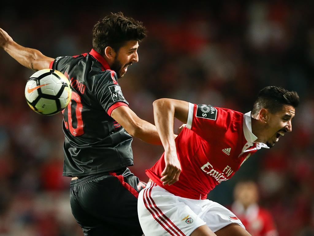 André Almeida renova com o Benfica — Oficial