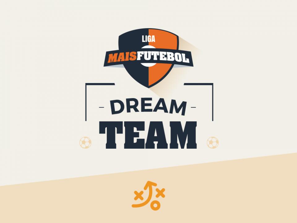 Liga Maisfutebol: Tondela em destaque da Dream Team da jornada