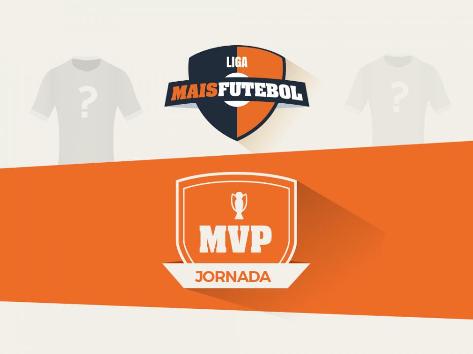 Liga Maisfutebol: o MVP da jornada 13 falhou o hat-trick por pouco