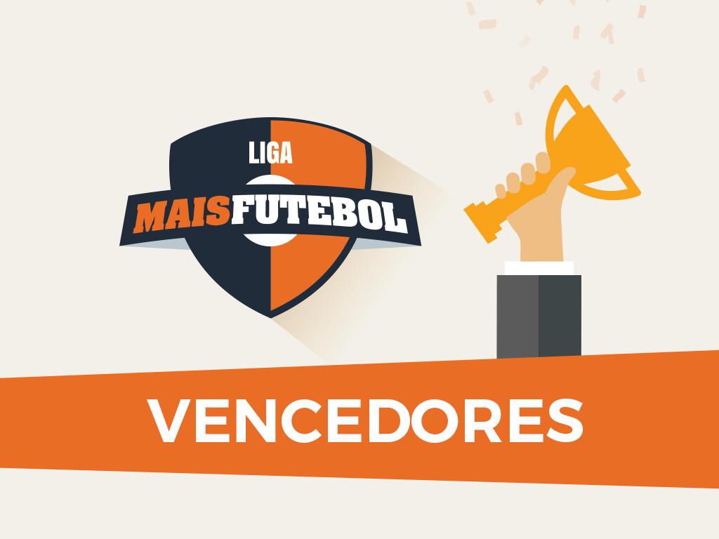 Liga Maisfutebol: estes são os grandes vencedores da jornada 26