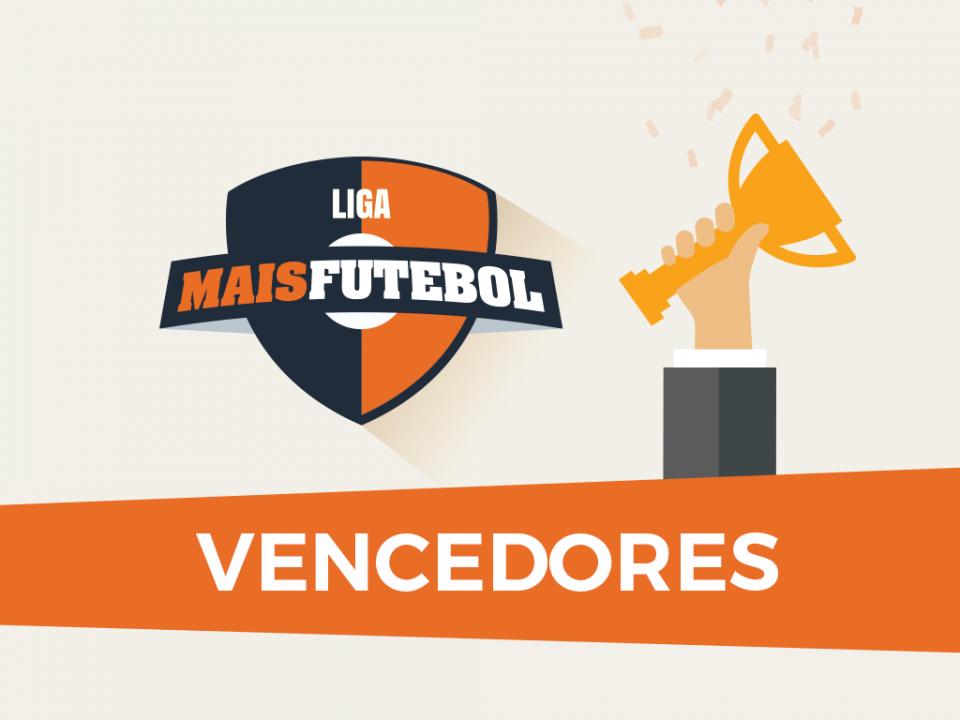 Liga Maisfutebol: os vencedores da última jornada
