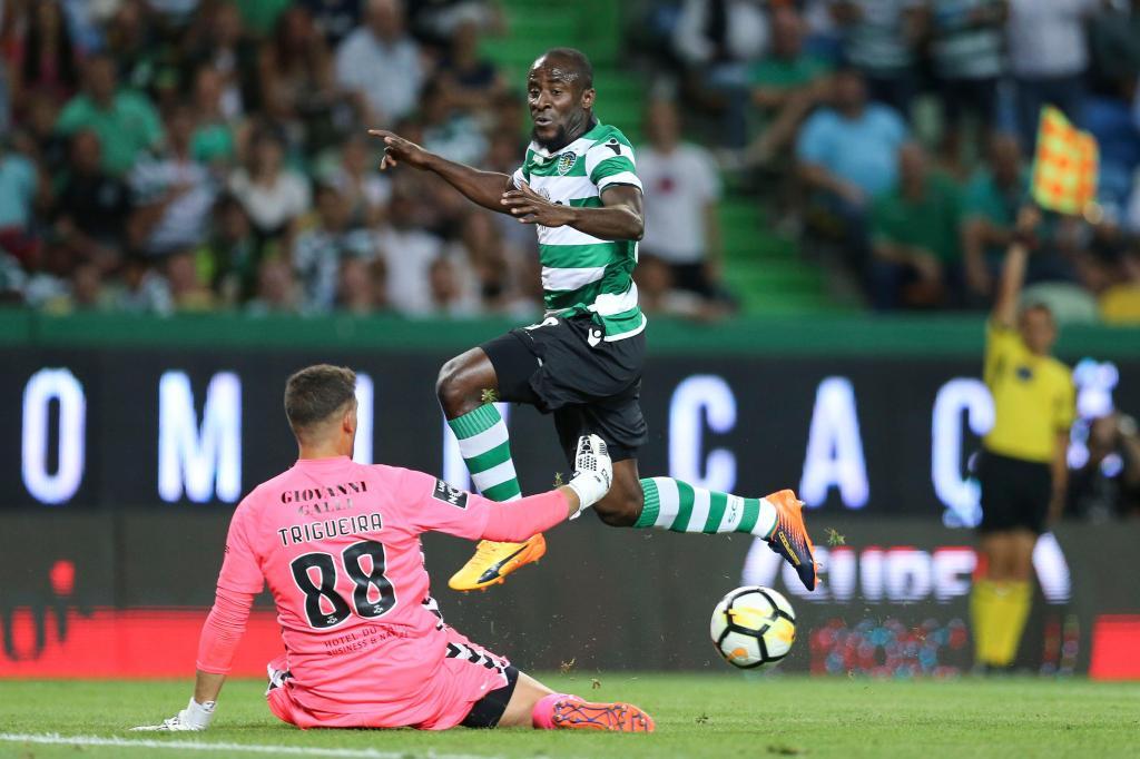 Doumbia: as condições para assinar em definitivo pelo Sporting