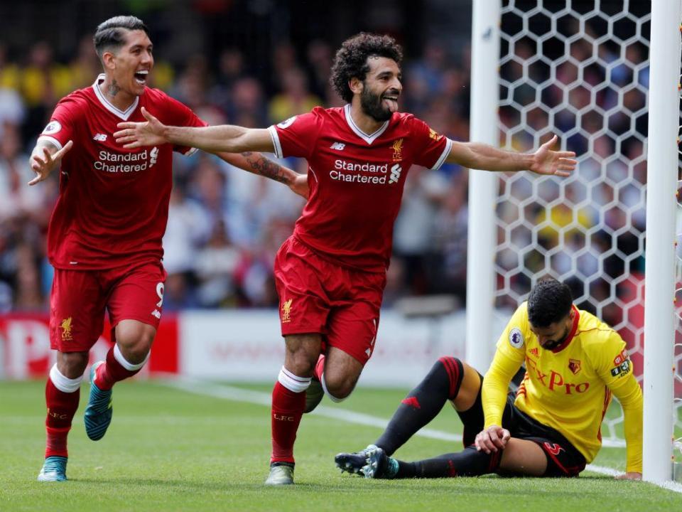Salah eleito Jogador do Mês da Premier League