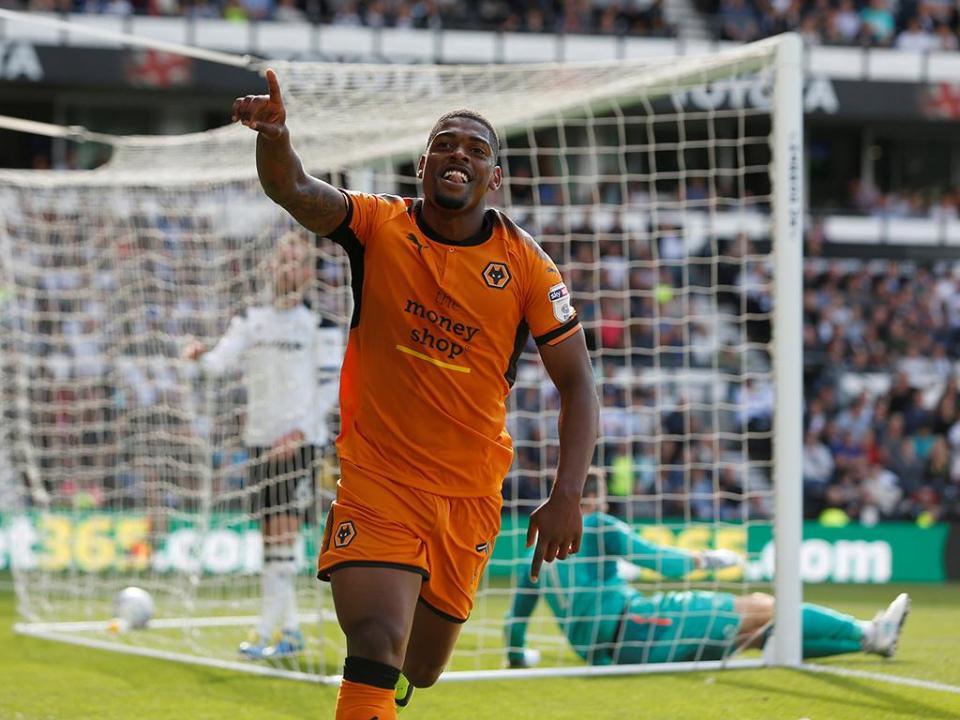 Inglaterra: Cavaleiro e Jota marcam na goleada do Wolves