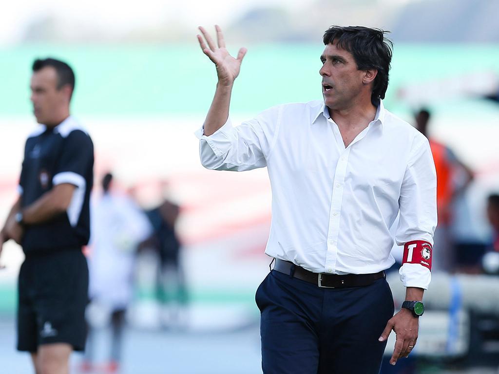 Daniel Ramos: «Plantel do Marítimo é curto em algumas posições»