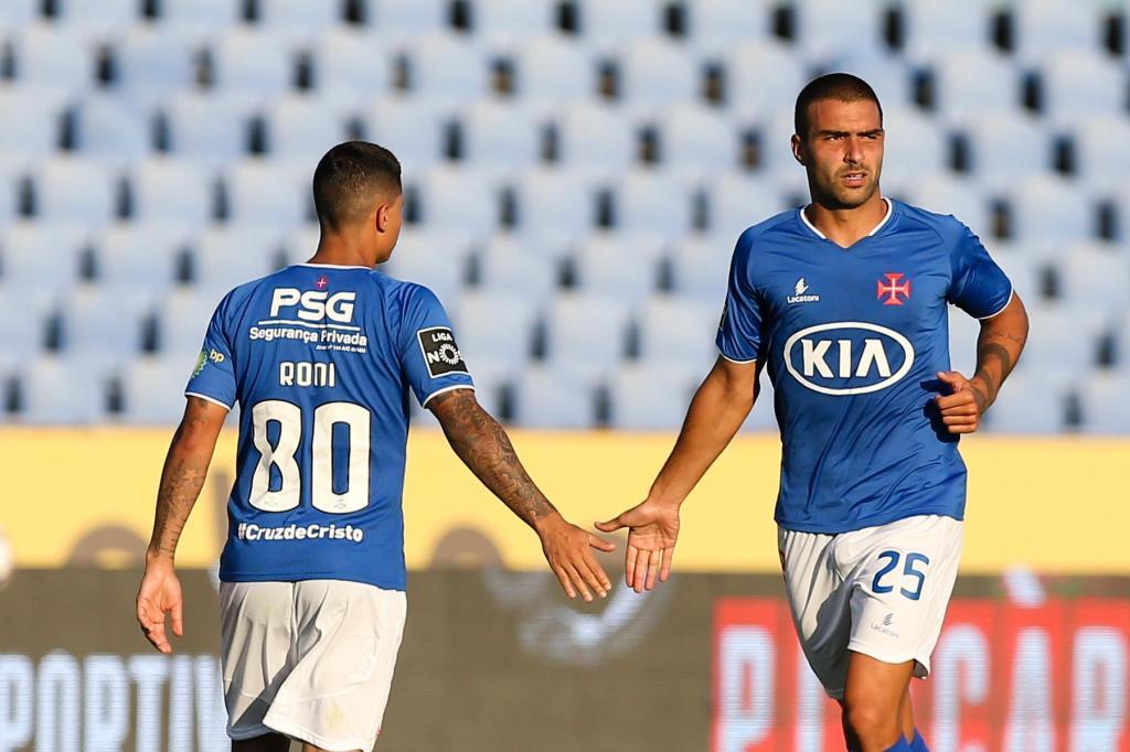 Belenenses-Marítimo, 1-0 (crónica)