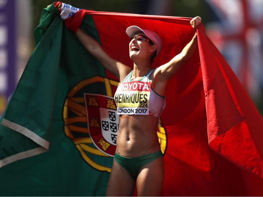 Mundiais Atletismo: Inês Henriques sagra-se campeã dos 50km Marcha