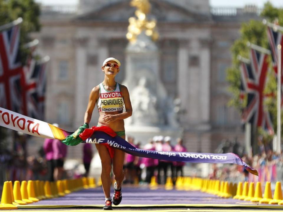 Atletismo: todos os campeões de Londres 2017 e o que fizeram os portugueses