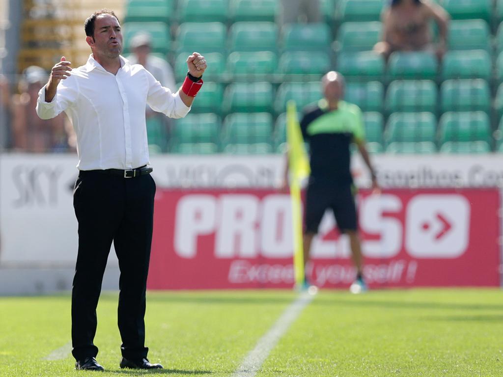 Treinador do Paços quer equipa focada a tempo inteiro frente ao Feirense