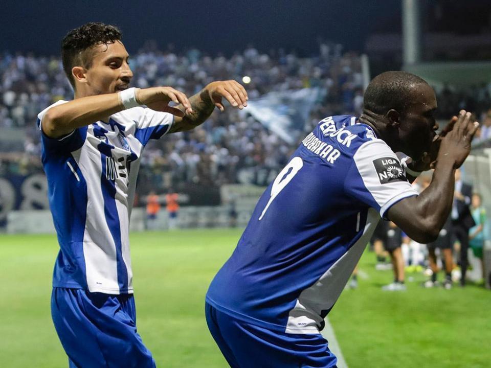 Aboubakar: «Não queria sair do FC Porto e por isso disse o que disse»
