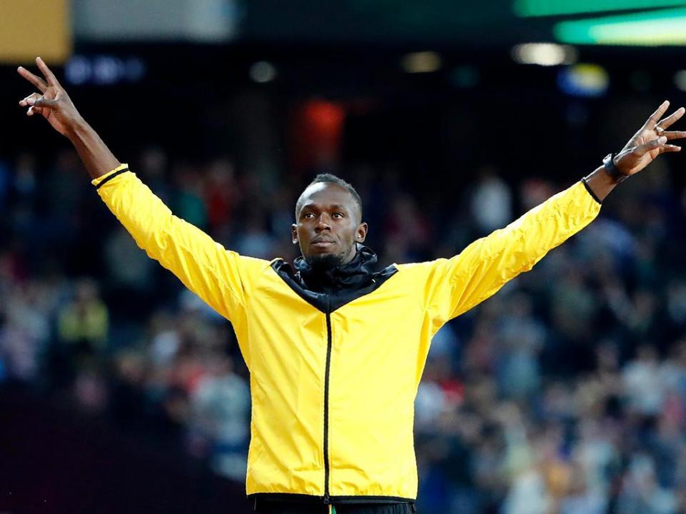 Usain Bolt já assinou por equipa de futebol