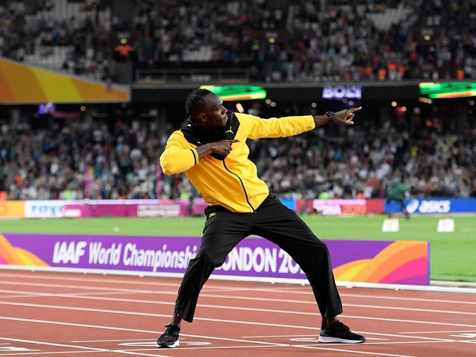 Usain Bolt diz que Ronaldo merece ganhar o FIFA The Best