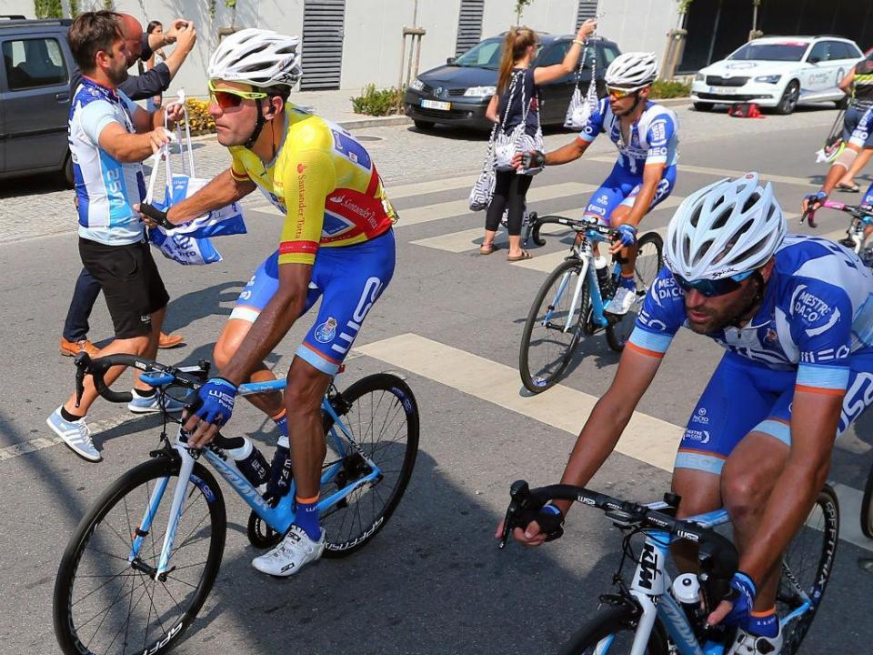 Ciclismo: Alarcón mantém-se com a camisola amarela no GP Nacional 2