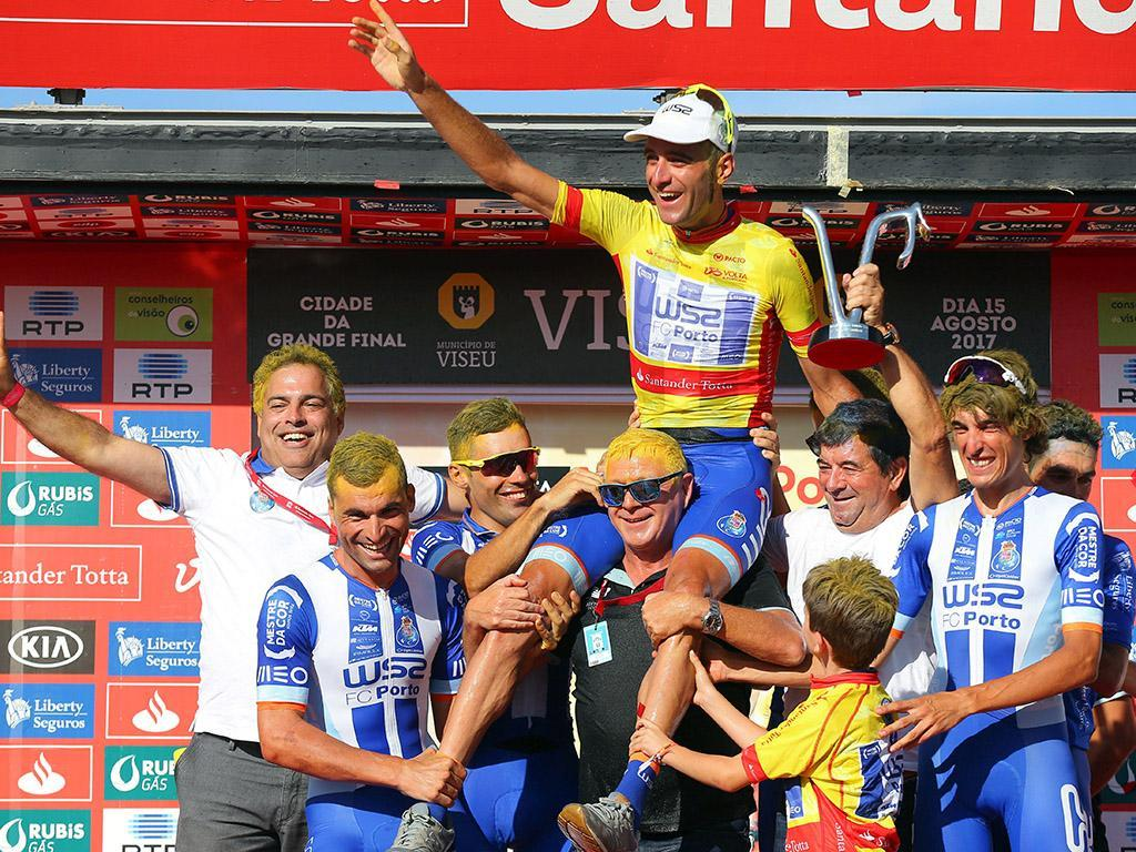 Ciclismo: W52-FC Porto anuncia três renovações