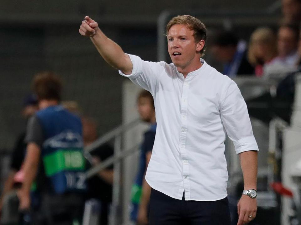 OFICIAL: Nagelsmann vai treinar o Leipzig a partir de 2019