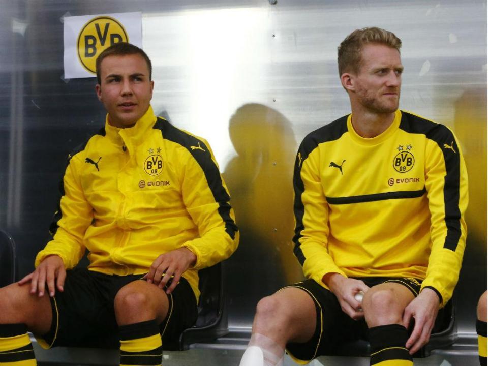 Dortmund informa que Schürrle está em negociações com outro clube