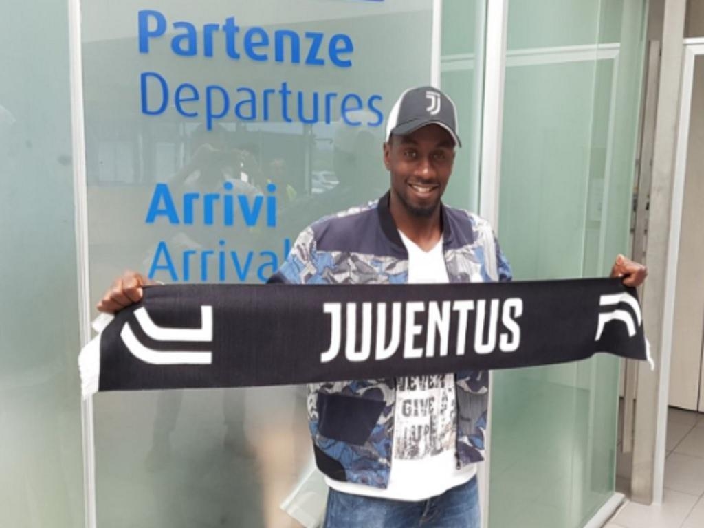 Matuidi em exames médicos para assinar com a Juventus