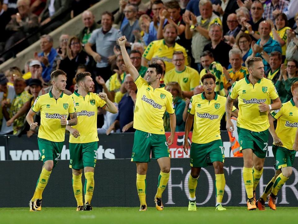 Inglaterra: golo de Nélson Oliveira estraga festa ao Wolves